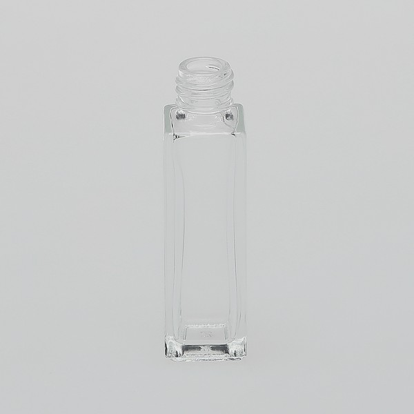 Bulkperfumebottles Com 1 4 Oz 7 5ml Tall Square Clear